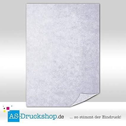 Mármol Papel - Imperial - Azuro de azul/100 hojas/DIN A4/90 g de ...