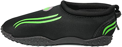 Aqua Neon Easy 9 Womens USA Green Shoes Water Wave Black H4qxEgU8qw