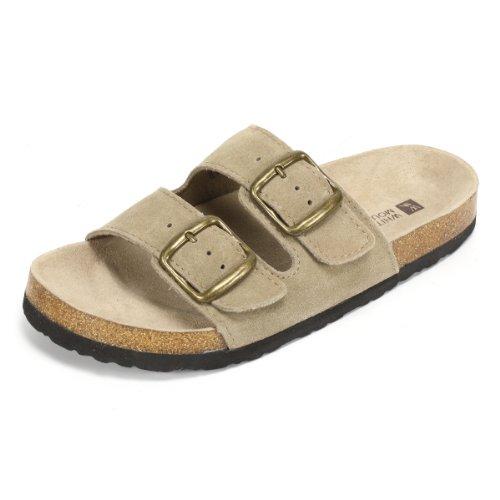 White Mountain 'Helga' Women's Sandal, Taupe - 7M