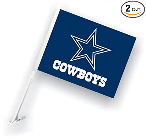 Image Unavailable. Image not available for. Color  Dallas Cowboys Car Flags  ... 69452efbd