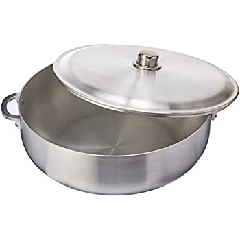 Aluminum Caldero Stock Pot (18.5 Quart)