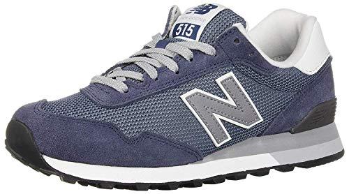 New Balance Men's 515v1 Sneaker, Vintage Indigo/Silver Mink, 18 D US