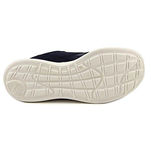 Fila Mens Layers Running Shoe Fila Navy/ Fila Navy/ White G5b99OmB