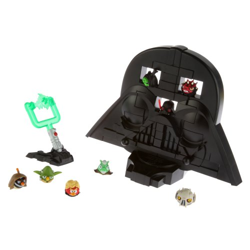 Angry Birds Star Wars Jenga Rise of Darth Vader Game -