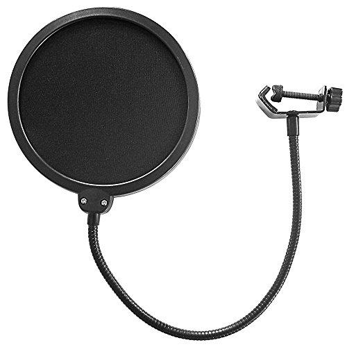AxcessAbles Microphone Blocker Adjustable Gooseneck