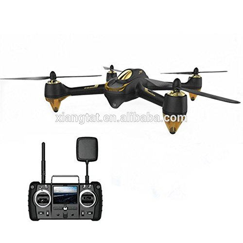 Xiangtat Hubsan H501S X4 Pro Professional 5.8G FPV Brushless With 1080P HD Camera GPS RTF Follow Me Mode RC Quadcopter Remote Control Helicopter RC Drone