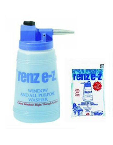 Renz E-Z Washer Kit - All Purpose Sprayer and (6) Refills, 4oz