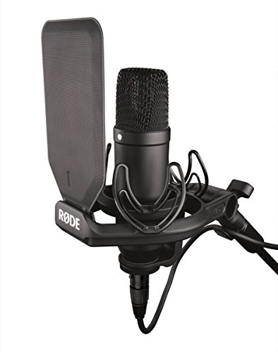Rode SMR Premium Microphone Shock Mount with Rycote Lyre Suspension