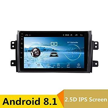 "Reproductor Multimedia de 9""2.5D IPS Android 8.1 para Coche DVD GPS para Suzuki"