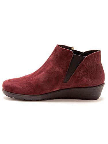 Bordeaux Boots Élastiquées Légères Pediconfort® Pediconfort Ultra C8nZXwwq