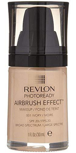 Revlon PhotoReady Airbrush Effect Makeup, Ivory