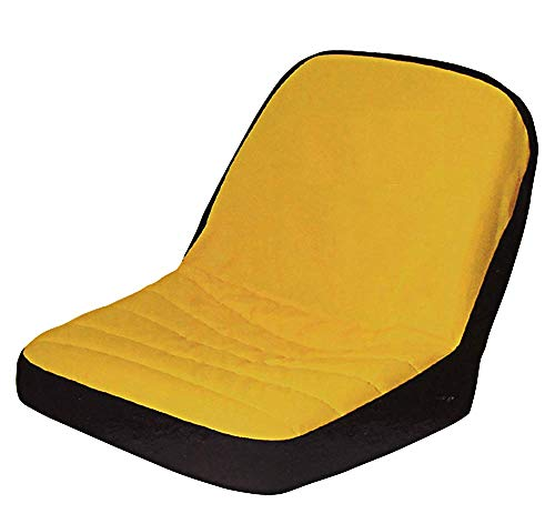 Kumar Bros USA Seat Cover (Medium) LP92324 Fits John Deere Mower & Gator Seats up to 15