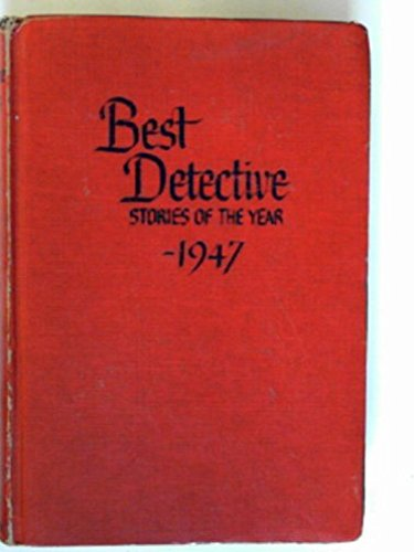 Best detective stories of the year - 1947