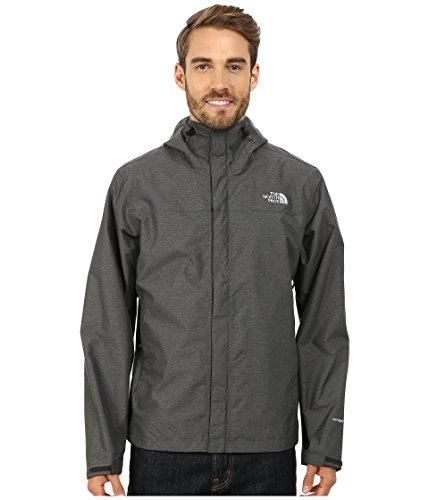 The North Face Men's Venture Jacket, Asphalt Grey Heather SM