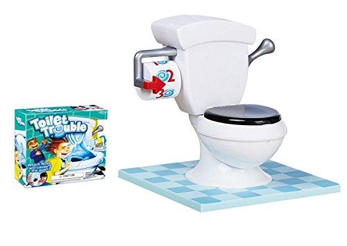 Vater Loco Bano Loco Desafio Toilet Trouble Juegos De Mesa Regalo
