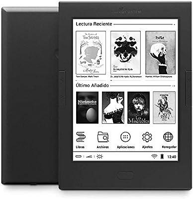 Energy Sistem eReader Pro 4 - Lector eBooks de 6