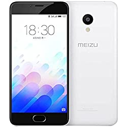 MEIZU M3, RAM 2GB+ROM 16GB, 4G FDD-LTE 5.0 inch Flyme 5.1(base on Yun operating system) MTK MT6750 Octa Core 1.5GHz Smart Phone, Dual SIM, 13MP (White)