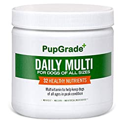 Image of the product PupGrade Daily Multi that is listed on the catalogue brand of PupGrade.