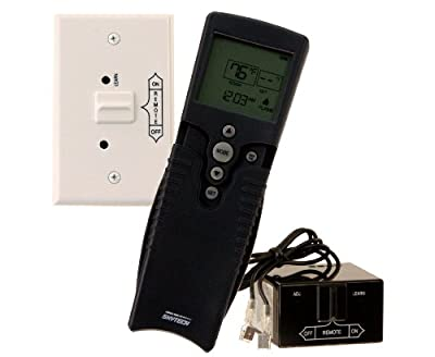 Skytech 9800323 SKY-3002 Fireplace Remote Control with Timer/Thermostat