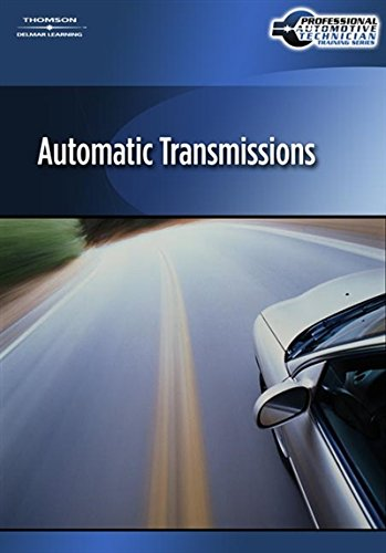 Professional Automotive Technician Training Series: Automatic Transmissions Computer Based Training (CBT)