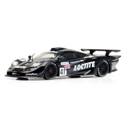 1/43 McLaren F1 GTR#41 1998 Le Mans(ブラック) 8183の商品画像