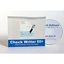 Check Writer III+ : Original check printing software for Mac. Print checks and their cover letter on the same page in one click.