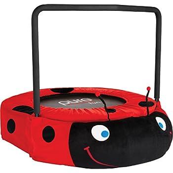 Pure Fun Ladybug Trampoline