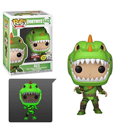 Funko Pop! Games Fortnite - Rex (Glow In The Dark)