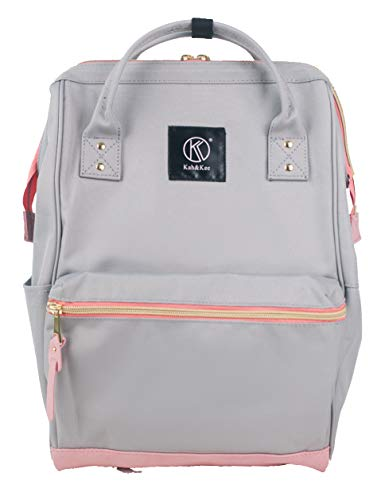KahKee Polyester Travel Backpack