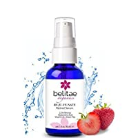 Belitae Retinol Serum with Hyaluronic Acid, for Age Spots and Wrinkle Repair with...