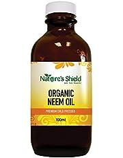 Nature's Shield Organic Neem Oil 100ml, 100 milliliters