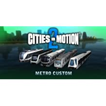 Cities in Motion 2: Metro Madness DLC [Online Game Code]
