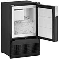 U-LINE BI95FCB03A ICE MAKER, BLACK, 28 H