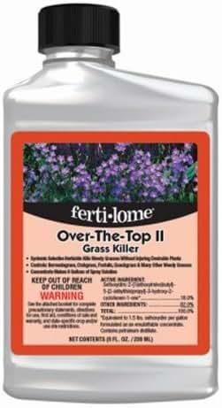 Fertilome 8 Oz Over The Top Grass Killer - 10434