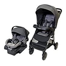 Safety 1st Smooth Ride LX Travel System- Monument
