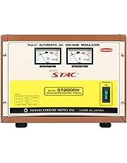 Stac St-2000W Voltage Stabilizer 2000W - Multicolor