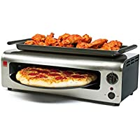 Ronco Pizza Oven With Warming Tray