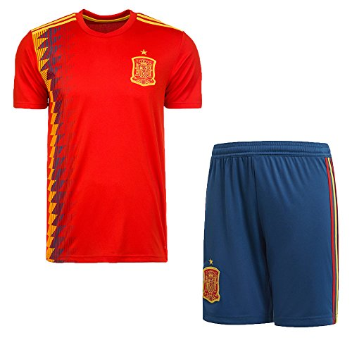 boknight Personalized 2018 World Cup Team T-Shirt for Adult/Child - Sport Soccer Jersey Customized Any Name/Number