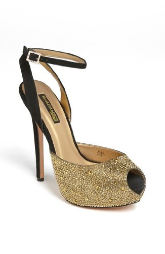 Amazon.com: Benjamin Adams London Womens Zaragoza,Gold ...