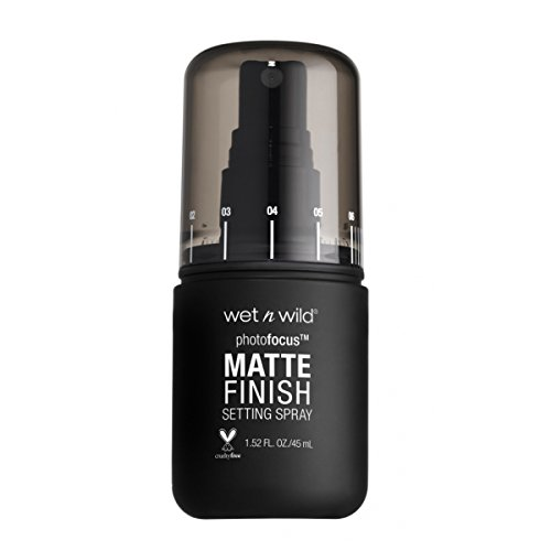 (6 Pack) WET N WILD Photo Focus Matte Finish Setting Spray - Matte Appeal