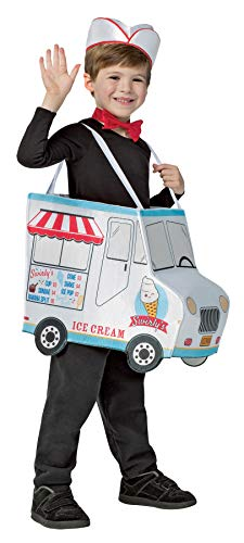 (Swirly's Ice Cream Truck 4-6X)