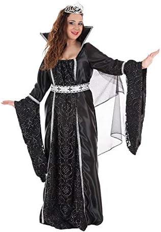 LLOPIS - Disfraz Adulto Reina Cruzada: Amazon.es: Juguetes y juegos
