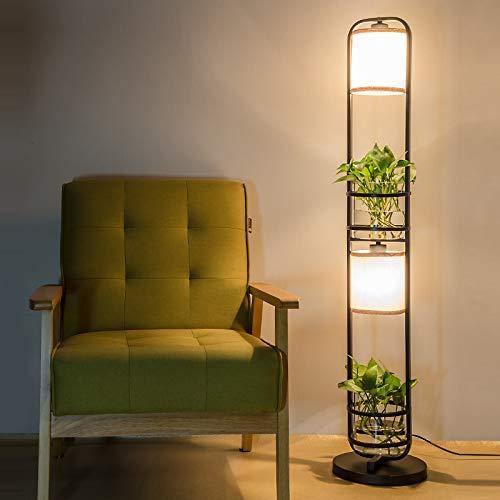 Strollway Casa Moderna y Elegante luz Inicio Lámpara de pie ...