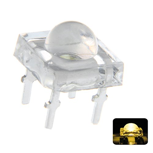 5Mm Piranha Super Flux White Led Light