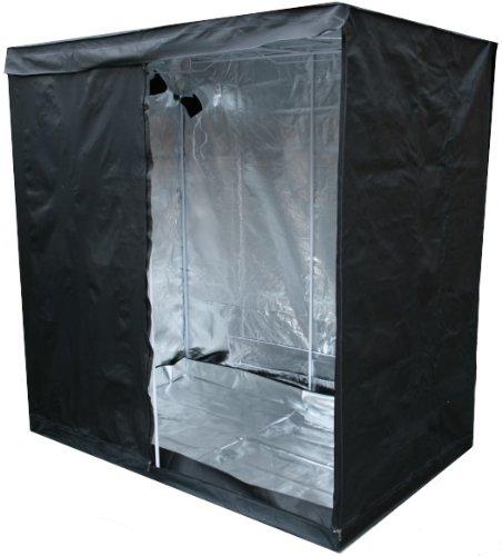 1.2 x 2.4 x 2.0m Hydroponics Grow Tent Room