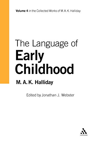 Early Childhood Language Arts - 8