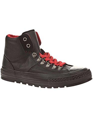 Converse Mens Chuck Taylor All Star Street Hiker Black Sneaker - 8 Men - 10 (Converse Black Hiker)