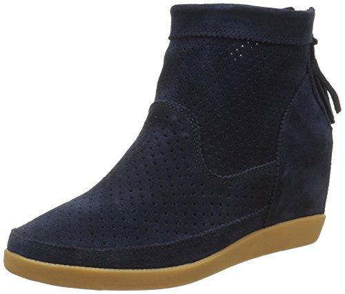 Shoe Navy Bear Emmy Bleu Hautes Sneakers the Femme rAwqrB