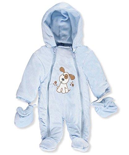 Baby Boy Pram Suit - 8