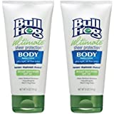 Bullfrog Ultimate Sheer Protection, 5-Ounce Tubes (Pack of 2)